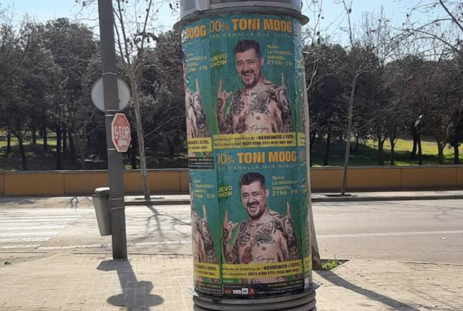 publicidad toni moog
