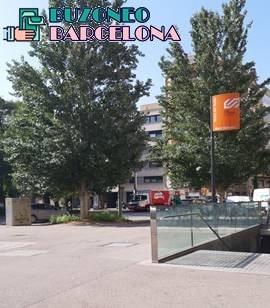Plaza Molina Barcelona